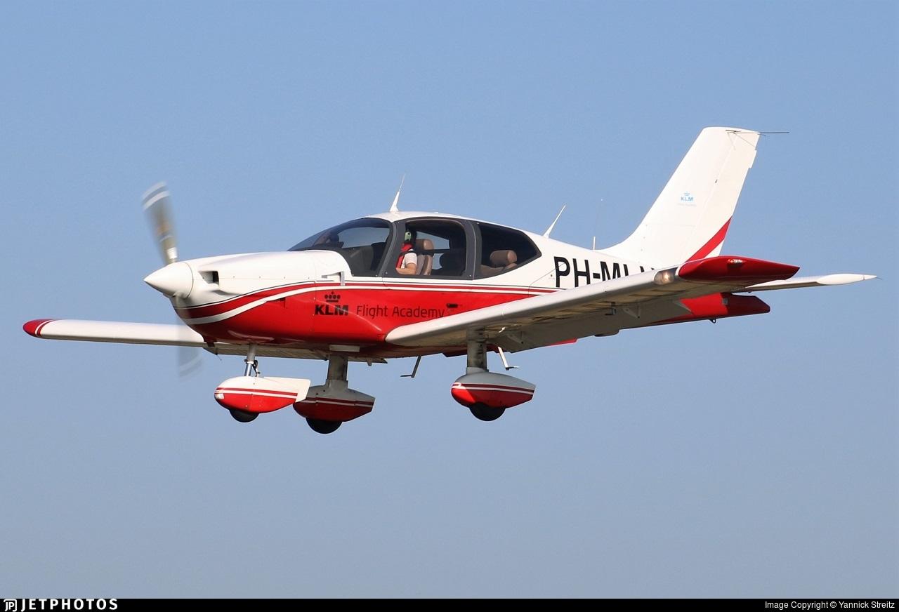PH-MLU - Socata TB-10 Tobago GT - Martinair Flight Academy