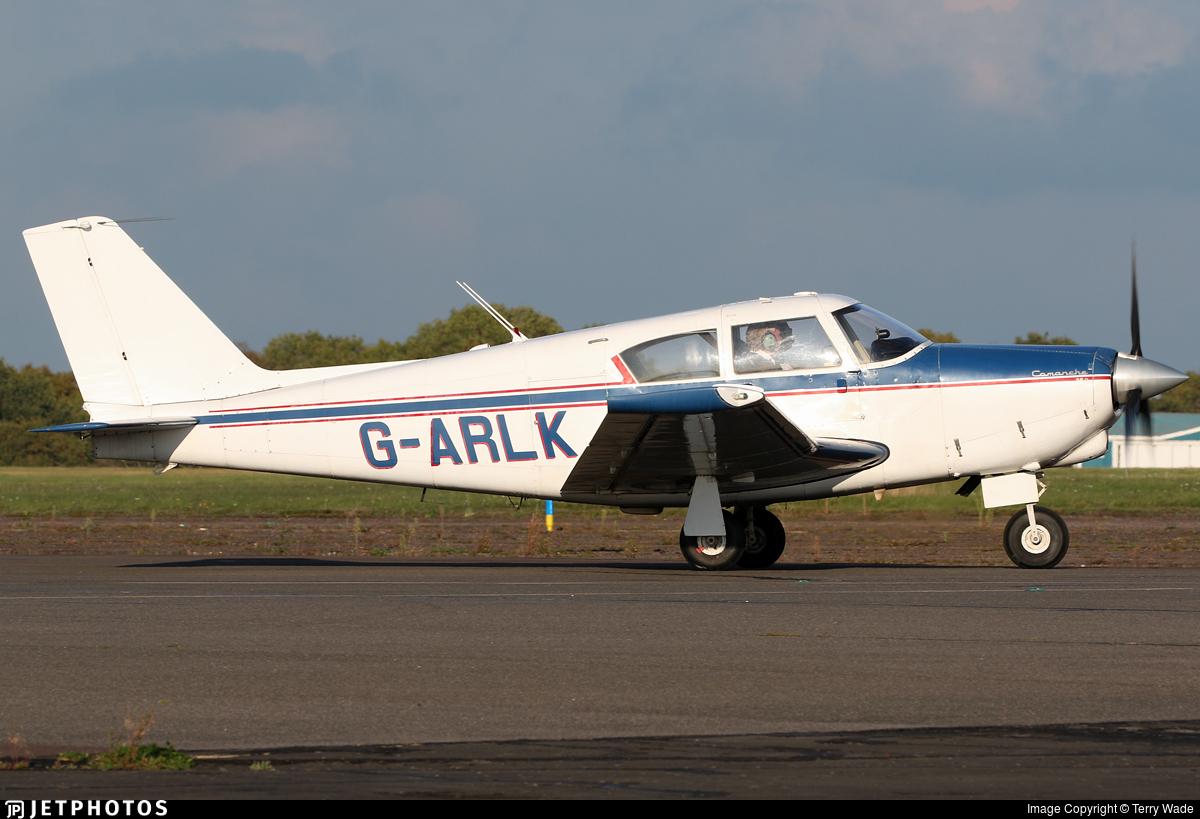 G-ARLK - Piper PA-24-250 Comanche - Private