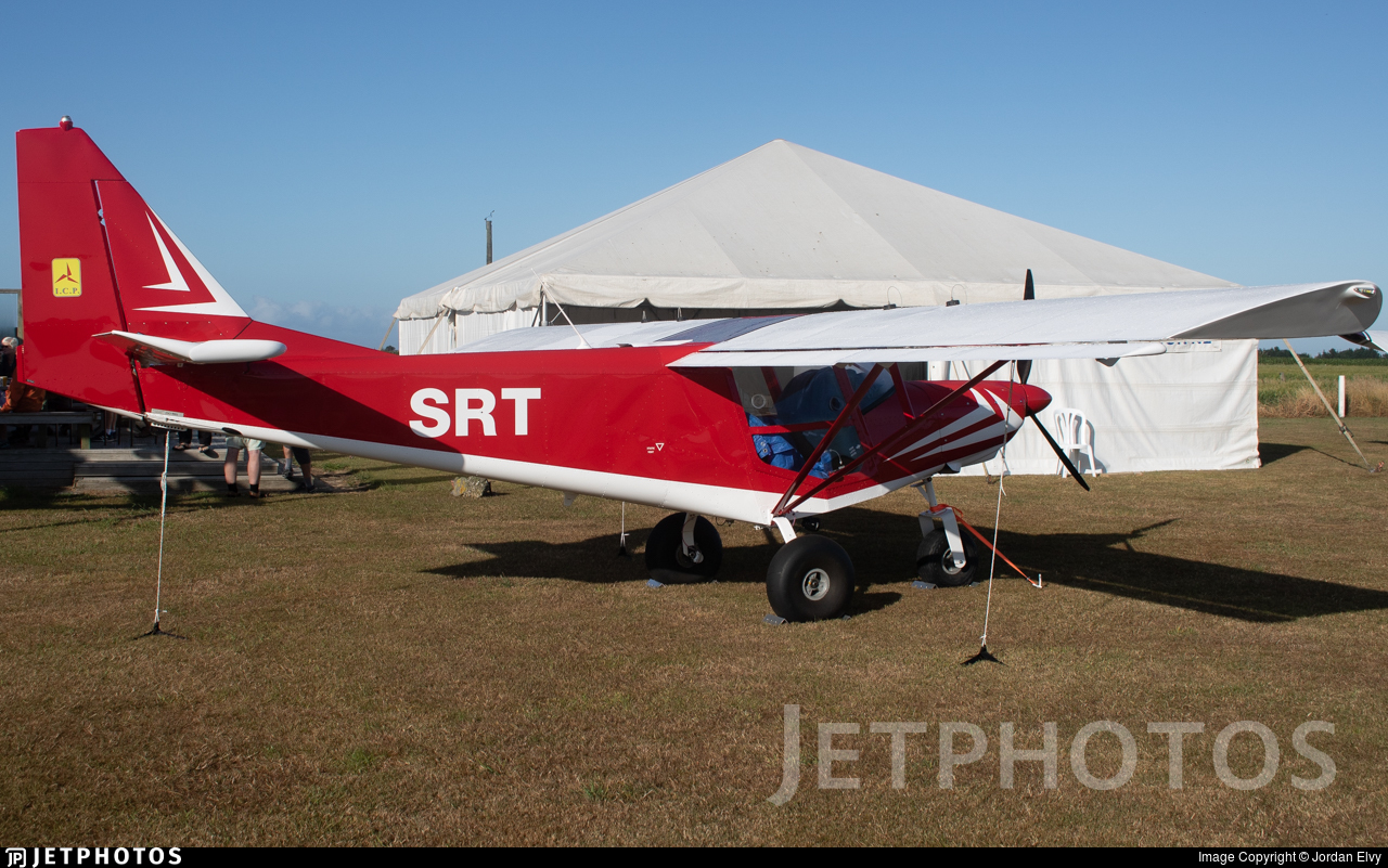 ZK-SRT - ICP Savannah S - Private