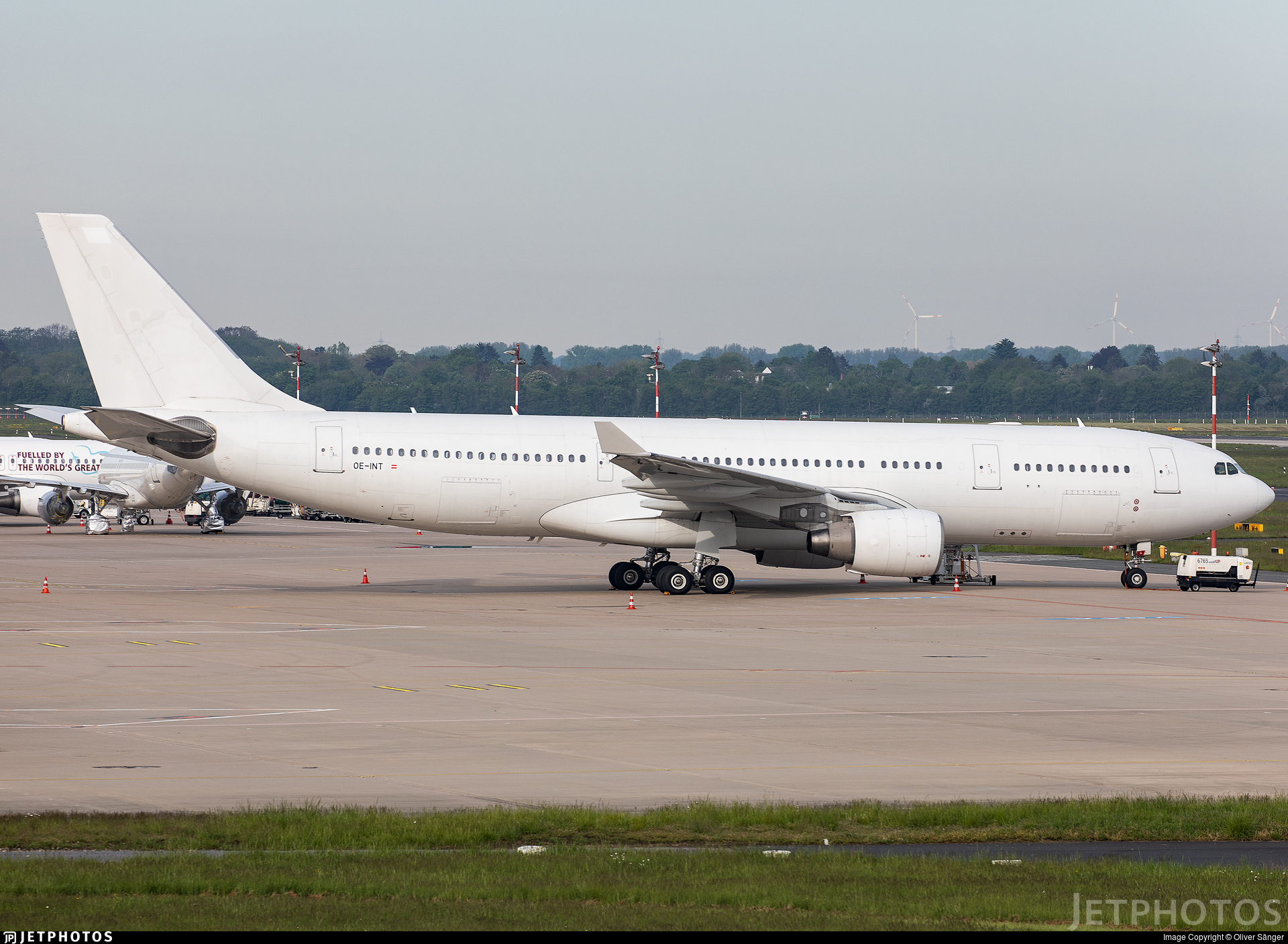 OE-INT - Airbus A330-223 - Untitled