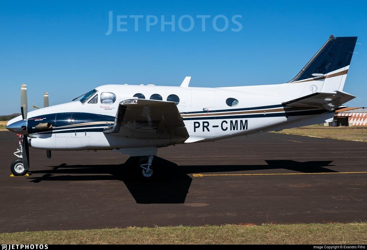 PR-CMM - Beechcraft C90GT King Air - Private
