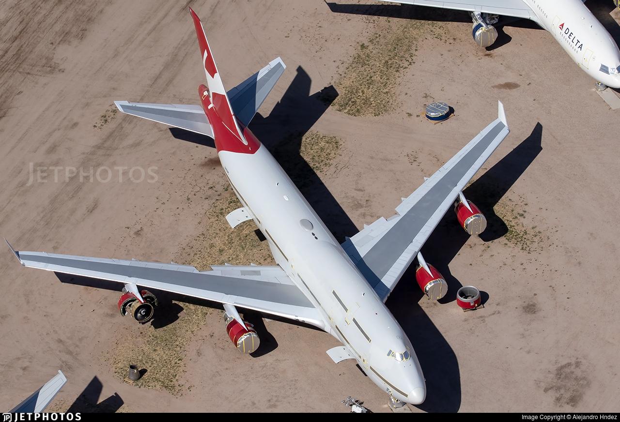 N482MC - Boeing 747-443 - Atlas Air