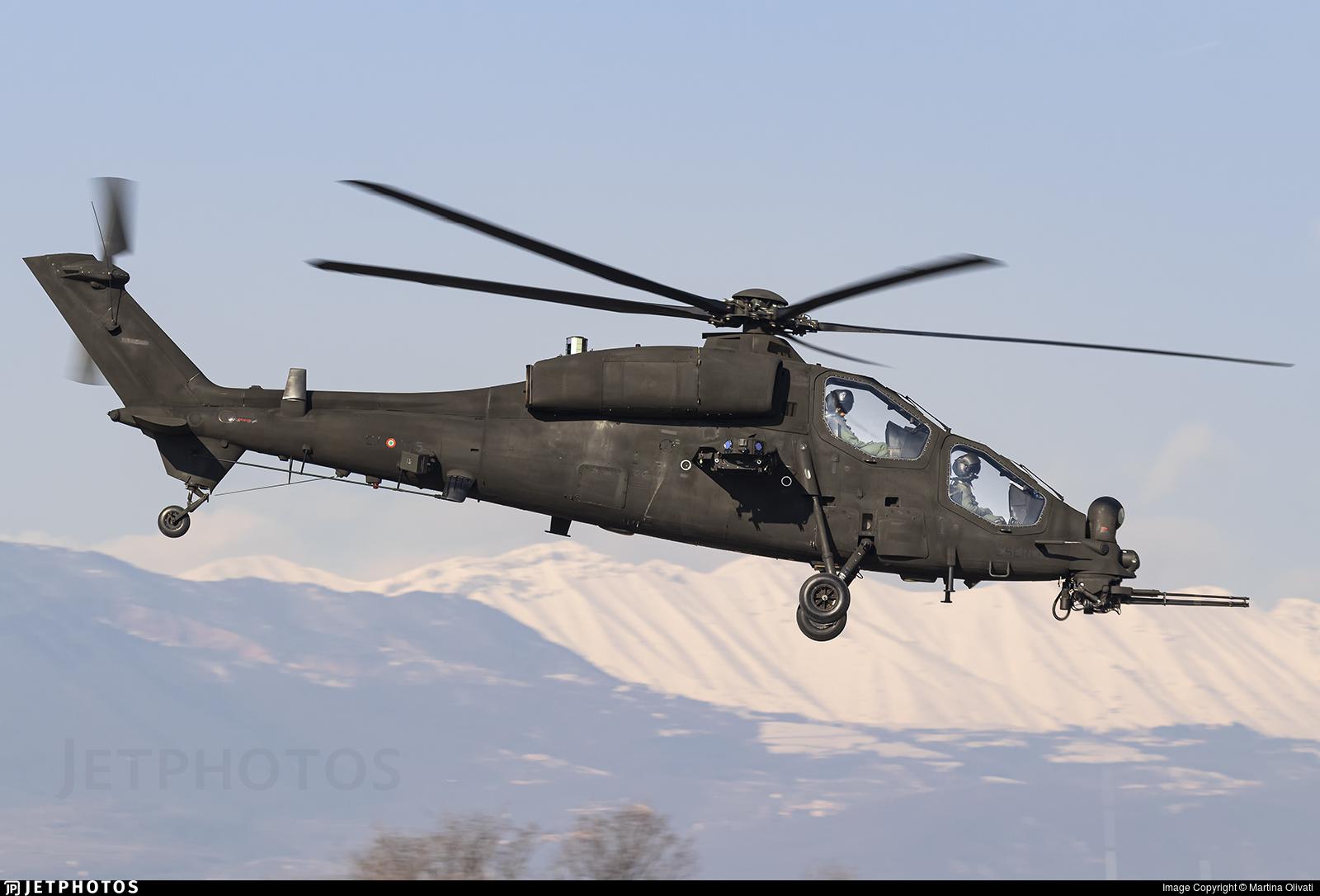 MM81425 - Agusta A129CBT Mangusta - Italy - Army
