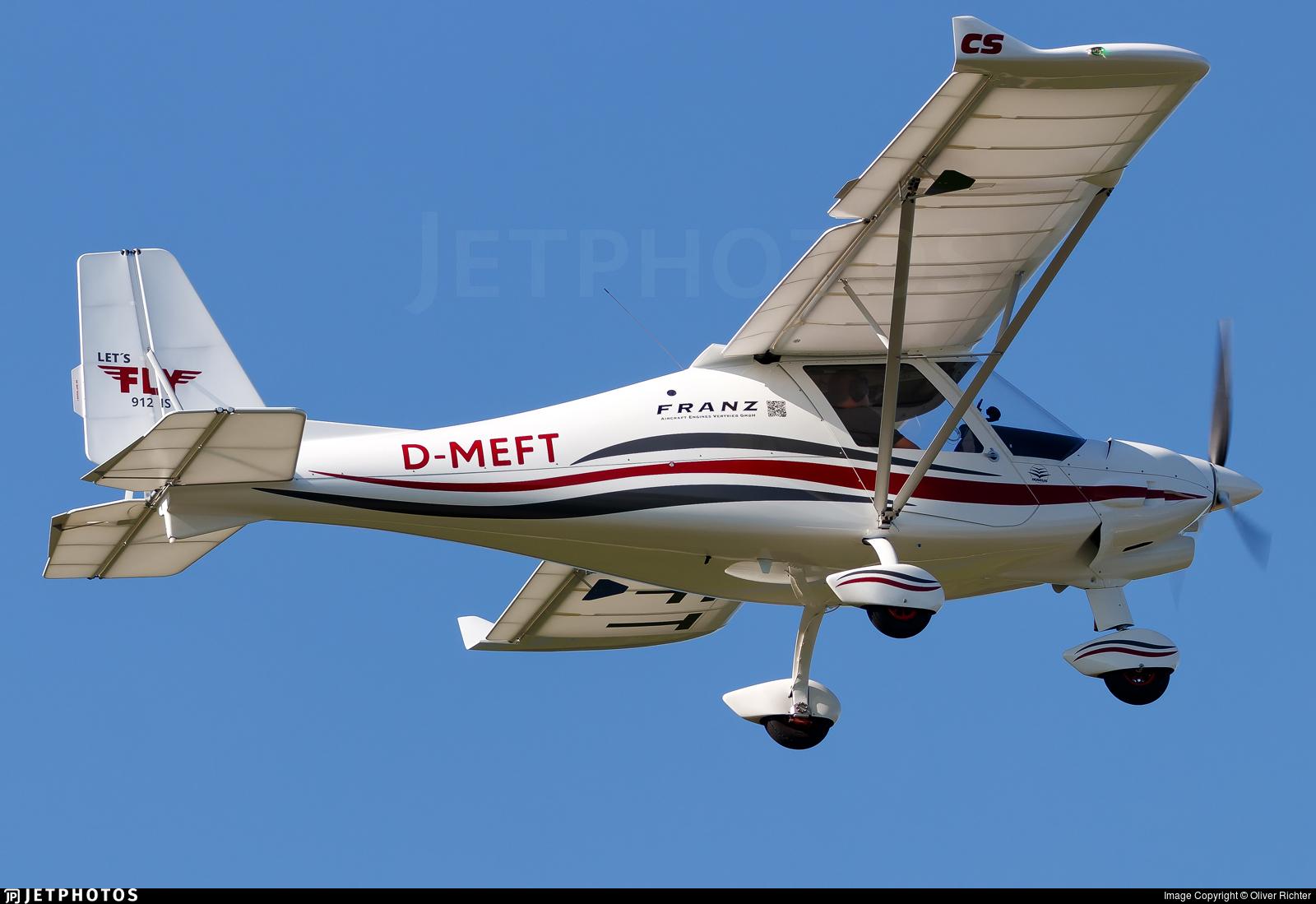 D-MEFT - Comco Ikarus C-42CS  - Drachen und Gleitschirmfliegerclub Rottal-Inn