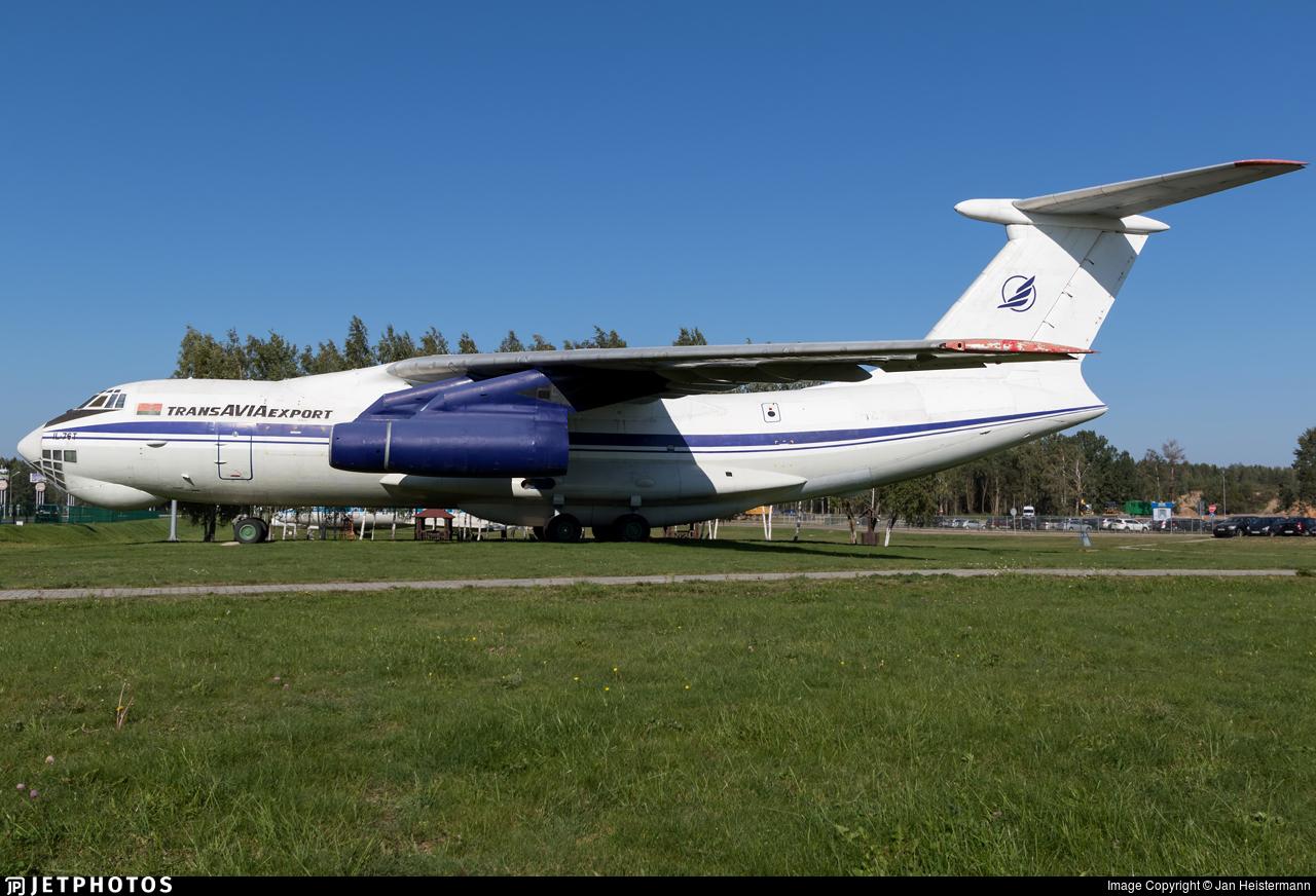 EW-76709 - Ilyushin IL-76TD - Trans Avia Export Cargo Airlines