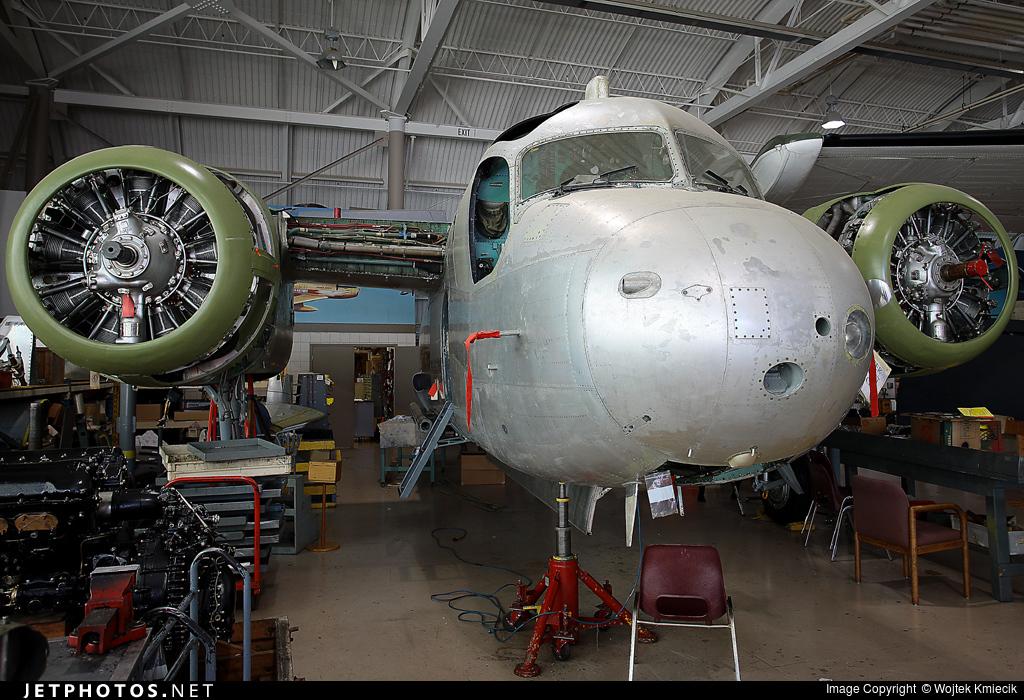C-FUDH - Grumman CS-2F-2 Tracker - Canada - Royal Navy