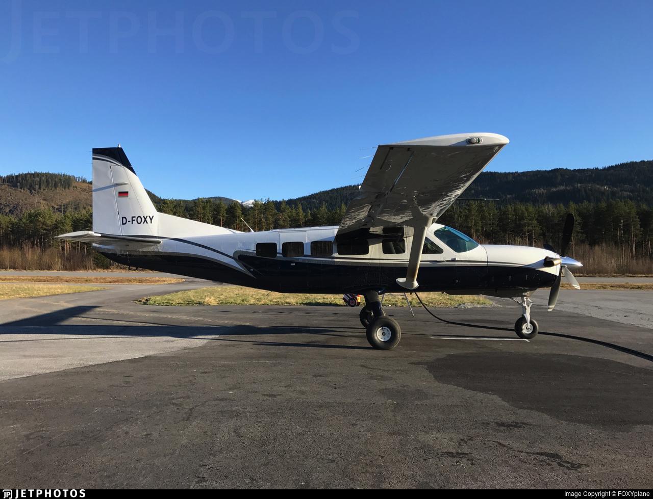 D-FOXY - Cessna 208 Caravan - Air Service Wildgruber