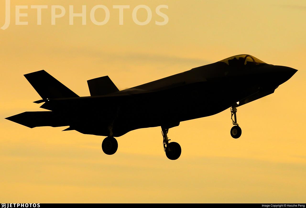 A35-022 - Lockheed Martin F-35A Lightning II - Australia - Royal Australian Air Force (RAAF)
