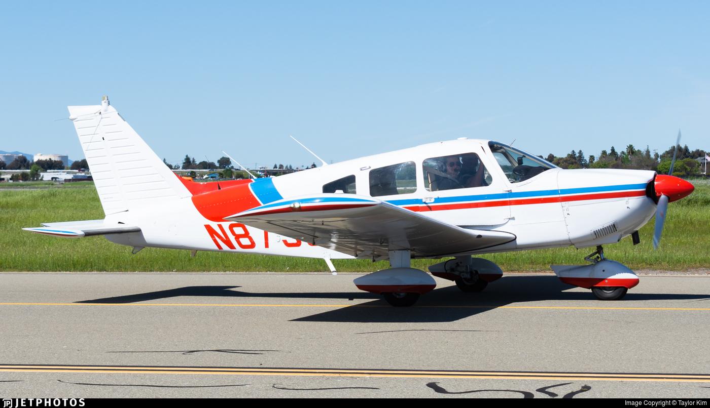 N8739C | Piper PA-28-235 Cherokee | Private | Taylor Kim