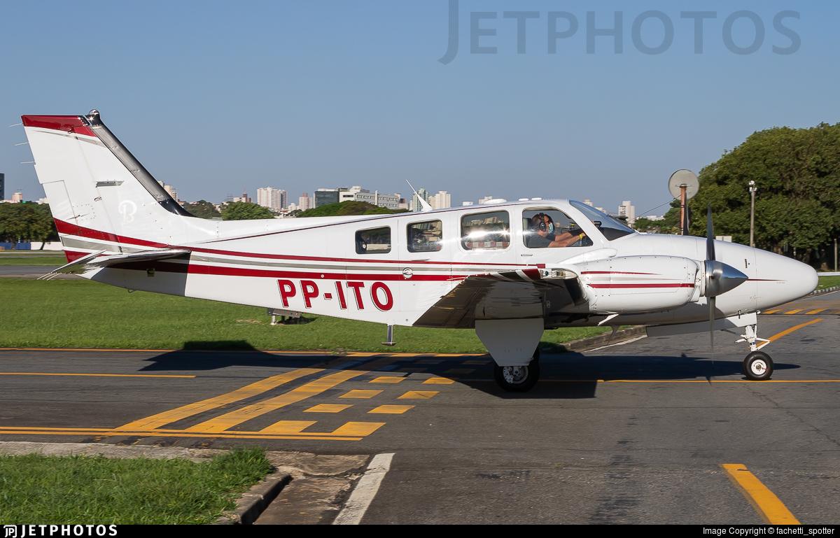 PP-ITO - Beechcraft G58 Baron - Private