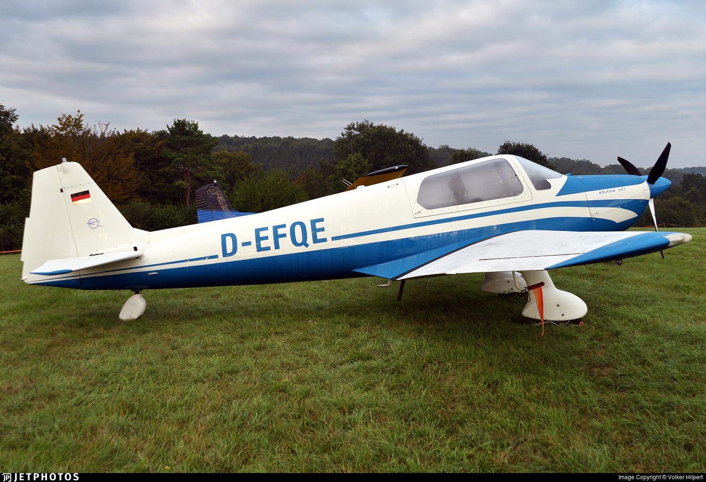 D-EFQE - Bolkow Bo207 - Private