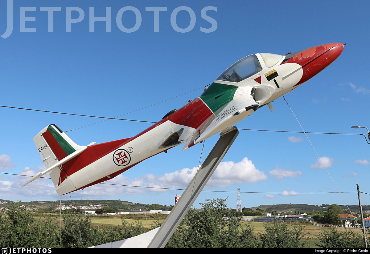 2424 - Cessna T-37C Tweety Bird - Portugal - Air Force