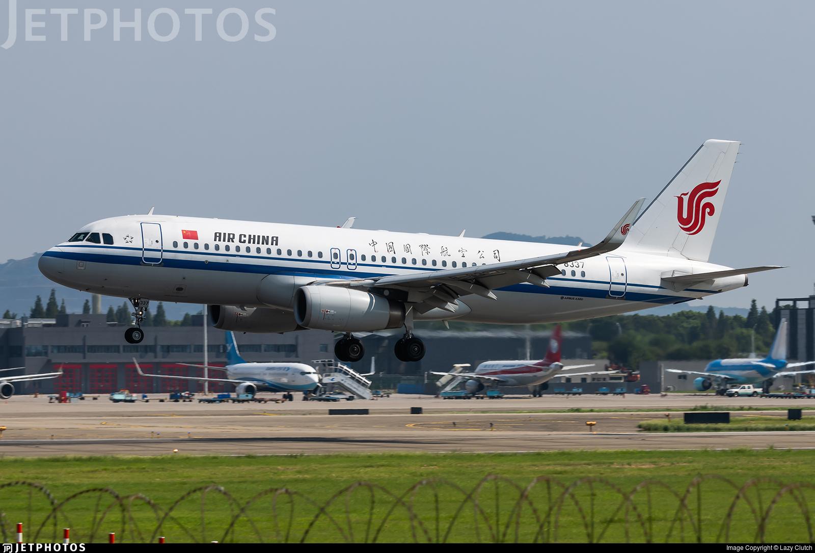B-8337 - Airbus A320-232 - Air China