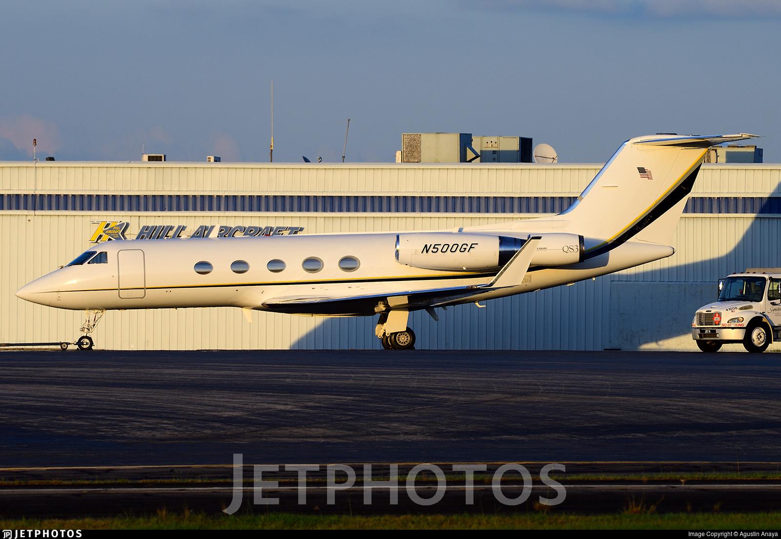 N500GF - Gulfstream G-III - Private