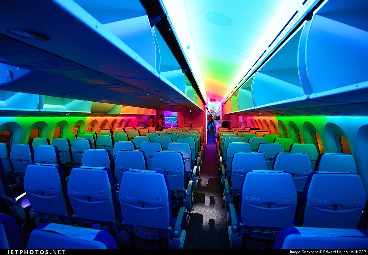 9V-OJA - Boeing 787-9 Dreamliner - Scoot