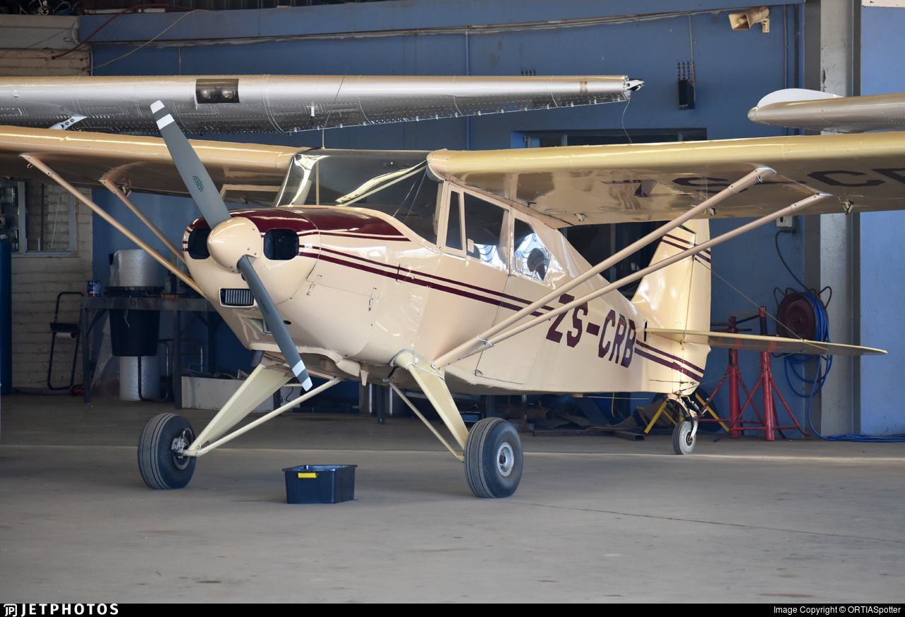ZS-CRB | Piper PA-22-150 Pacer | Private | ORTIASpotter