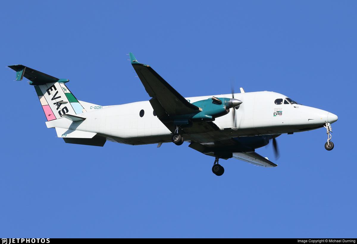 C-GORI - Beech 1900D - Evas Air