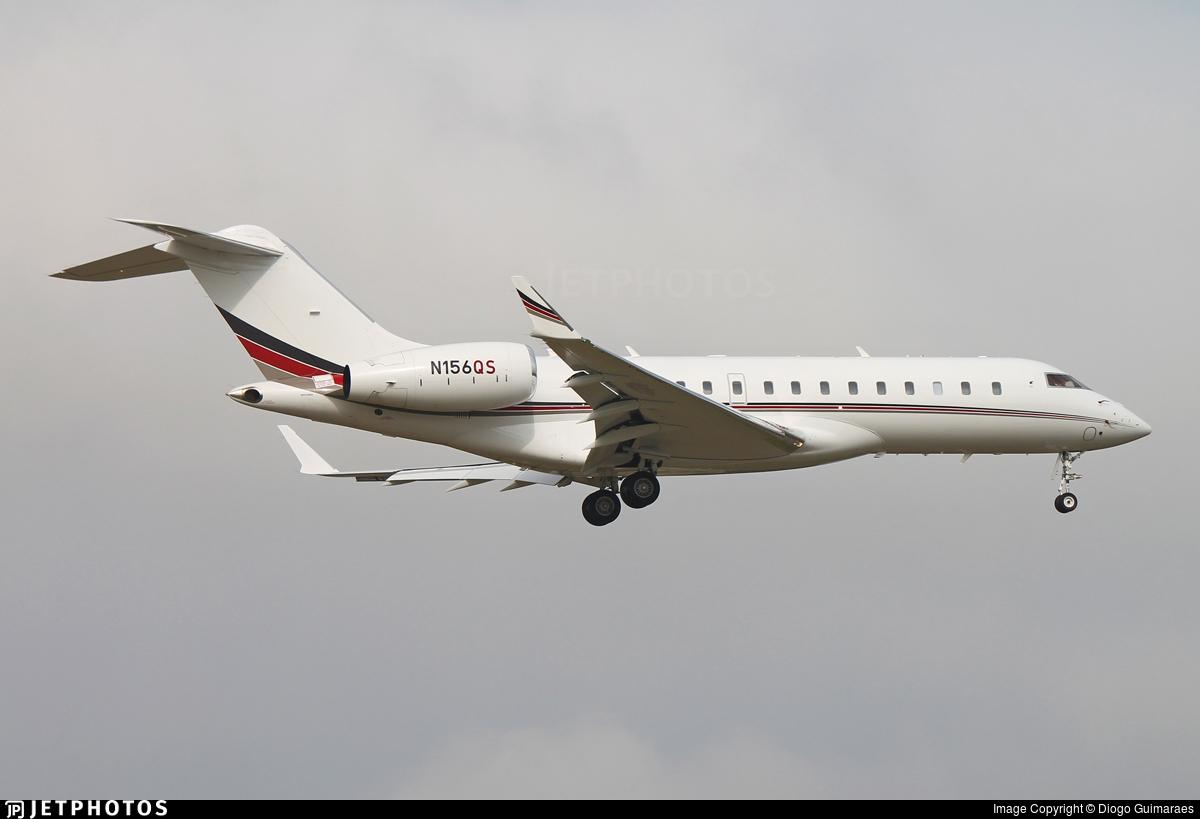N156QS - Bombardier BD-700-1A10 Global 6000 - NetJets Aviation