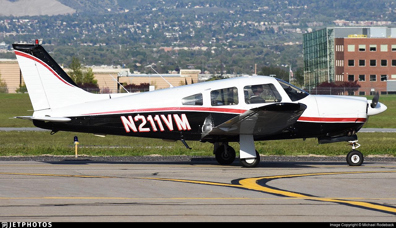 N211VM - Piper PA-28R-201 Arrow - Private