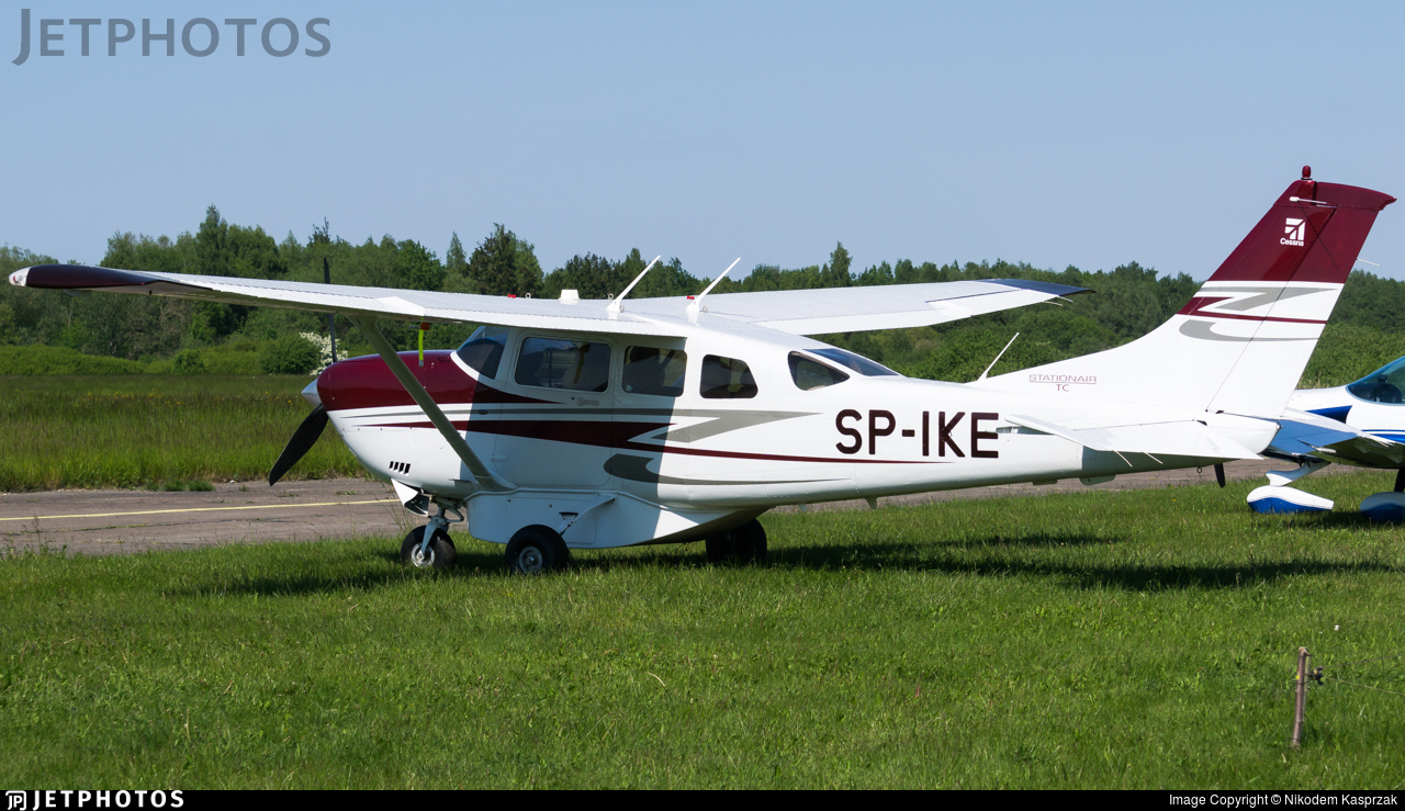 SP-IKE - Cessna T182T Skylane TC - Bartolini Air