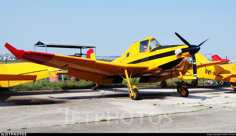HA-BNG - Zlin Z-37T - Aero Slovakia