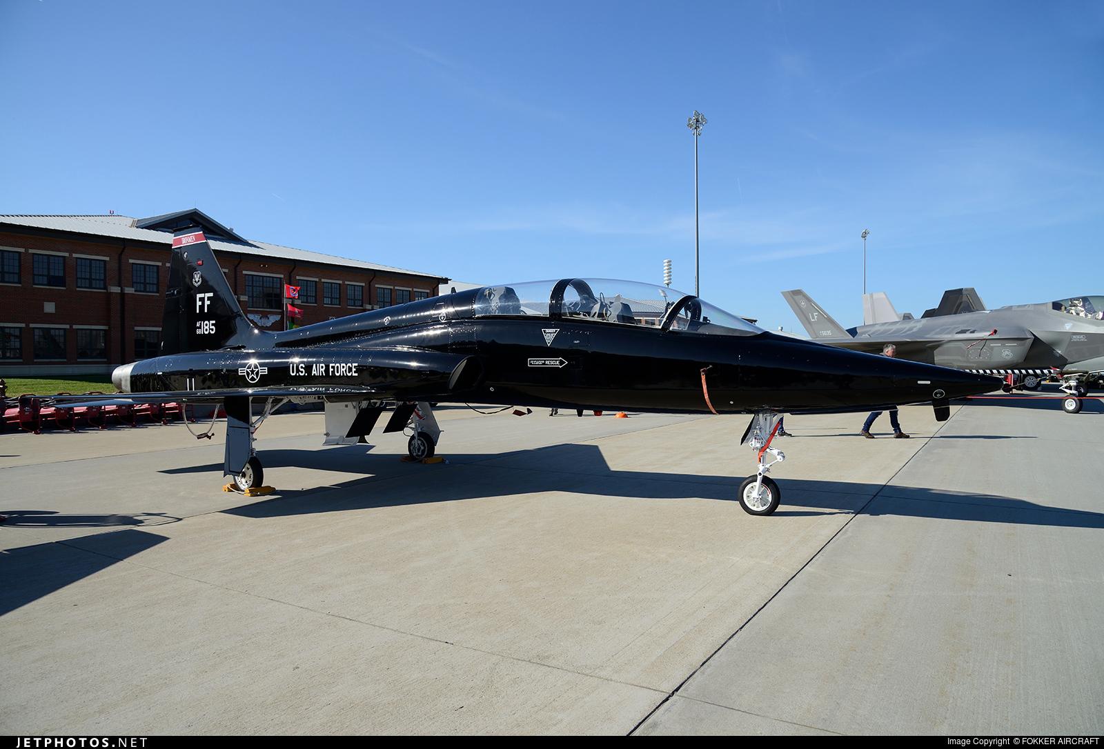 68-8185 - Northrop T-38A Talon - United States - US Air Force (USAF)