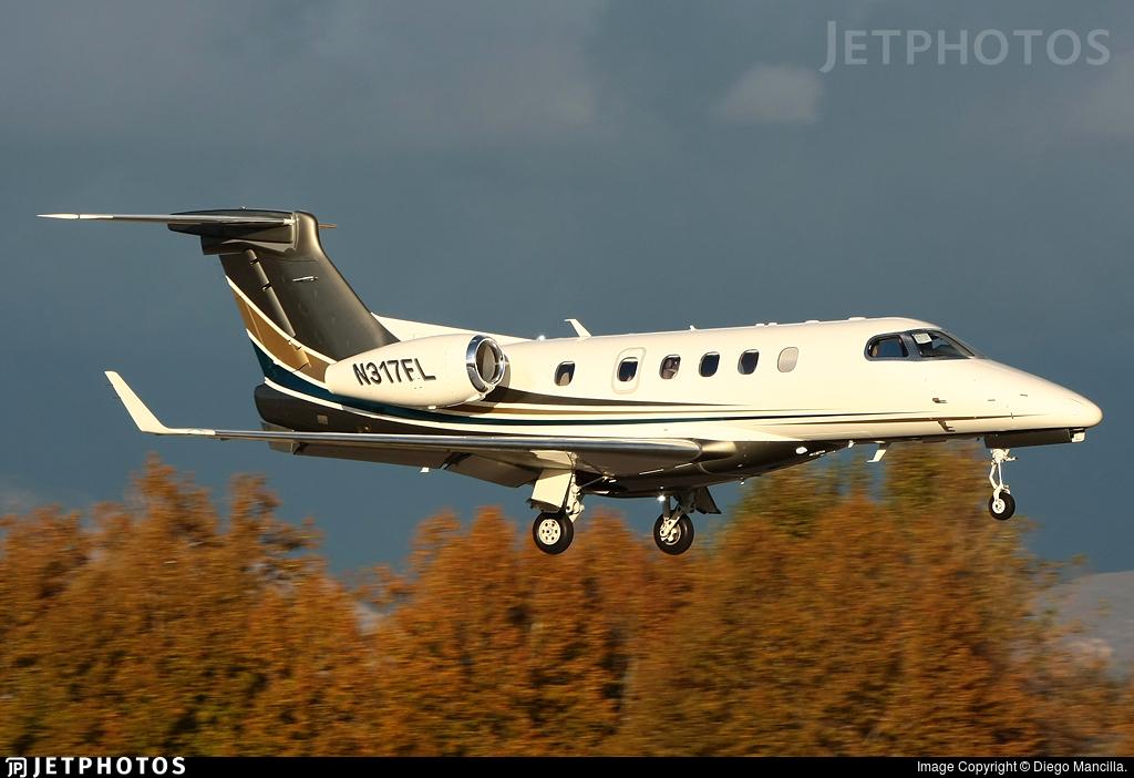 N317FL - Embraer 505 Phenom 300 - Flight Options