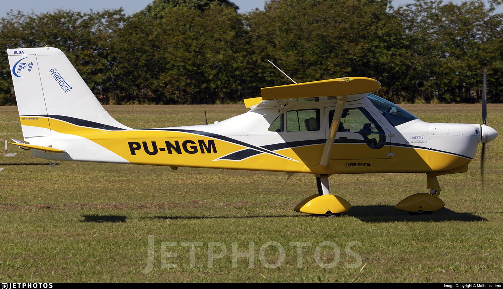 PU-NGM - Paradise P-1 - Private
