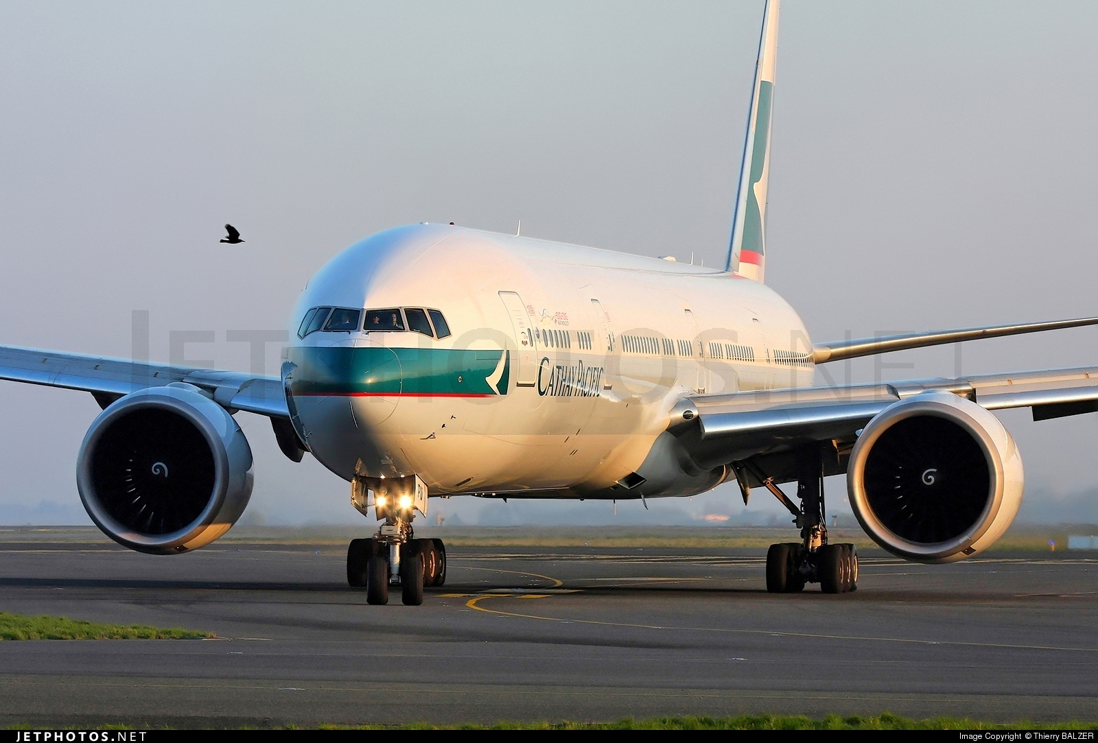 B-KPU - Boeing 777-367ER - Cathay Pacific Airways