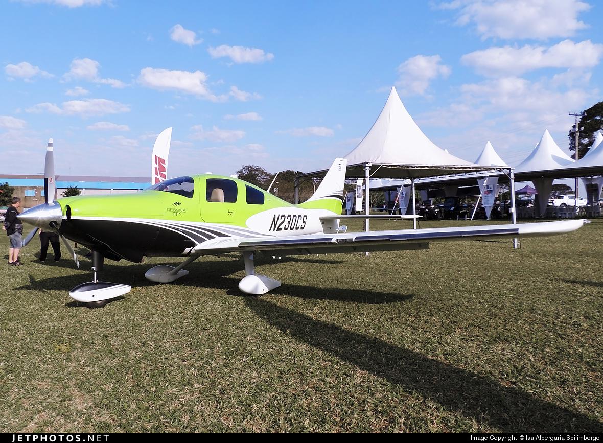 N230CS - Cessna T240 Corvalis TTX - Private