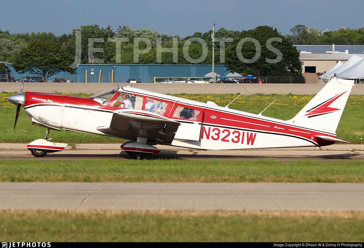 N3231W   Piper PA-32-260 Cherokee Six   Private   Zihaoo W