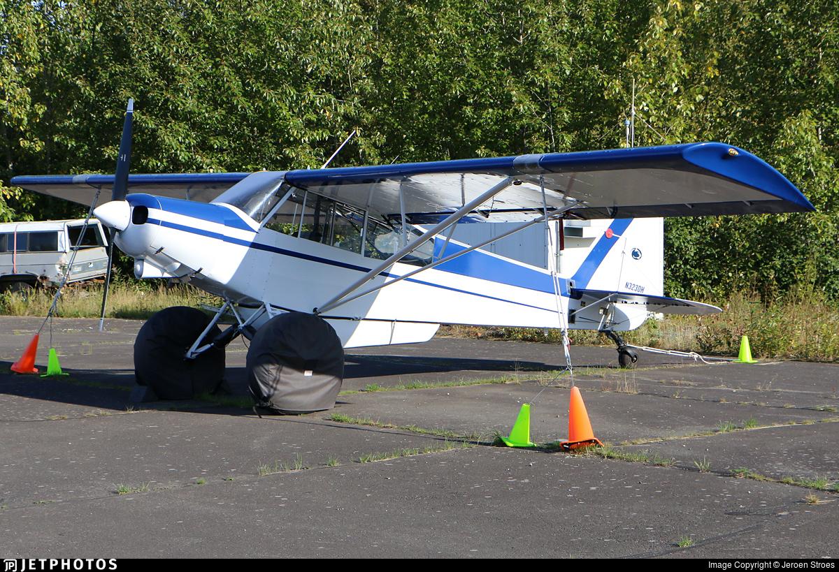 N323DH - Piper PA-18-150 Super Cub - Private
