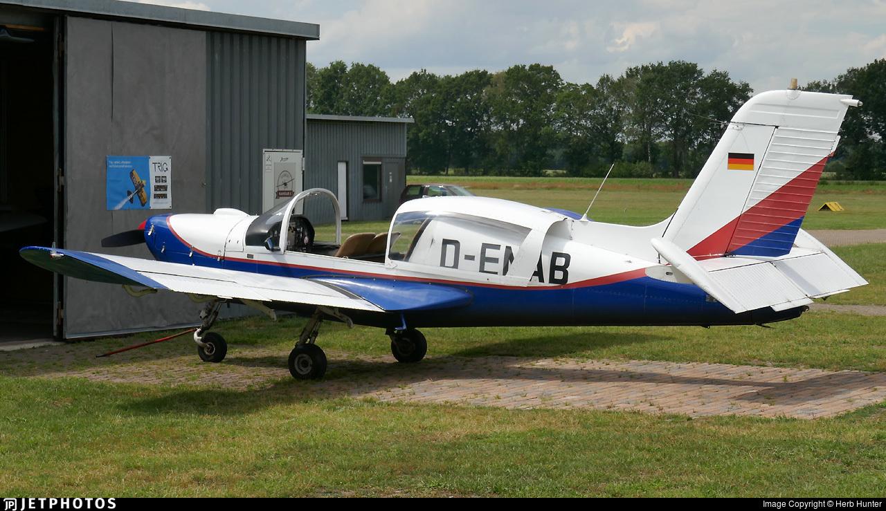 D-ENAB - Morane Saulnier MS-892 A - Private