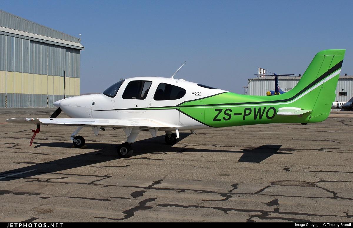 ZS-PWO - Cirrus SR22 - Cirrus Aviation
