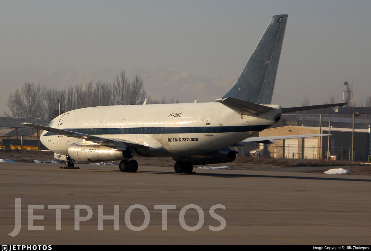 AP-BMZ - Boeing 737-253(Adv) - Vision Air