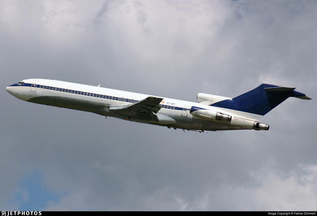 EC-IMY - Boeing 727-225(Adv) - Swiftair