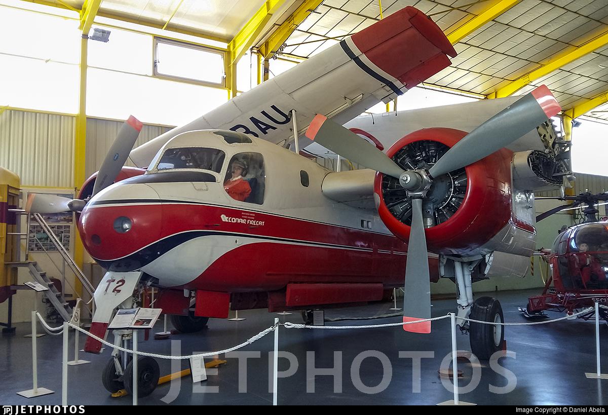 F-ZBAU - Conair S-2 Turbo Firecat - France - S�curit� Civile