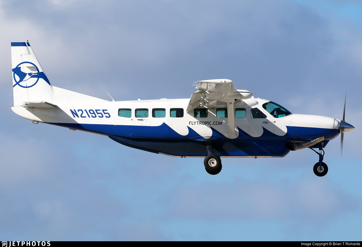 N21955 - Cessna 208B Grand Caravan - Tropic Ocean Airways