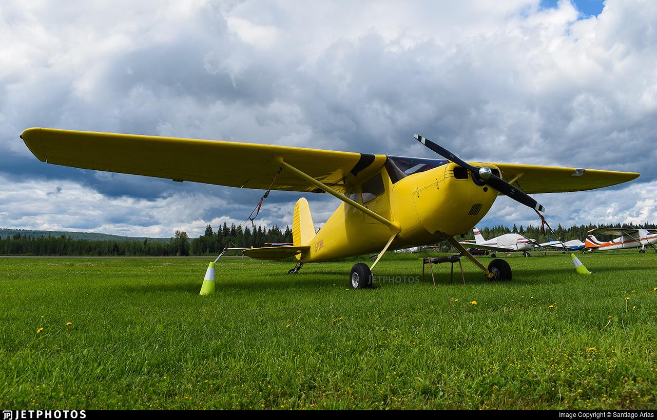 C-FFBR - Cessna 140 - Private