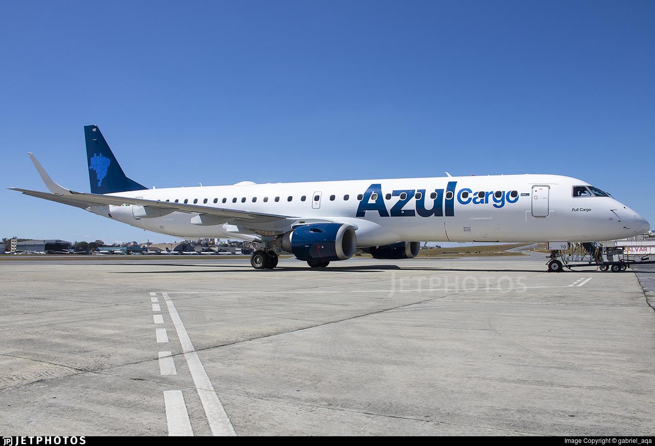 Pinturas especiais nos aviões brasileiros - Parte 2