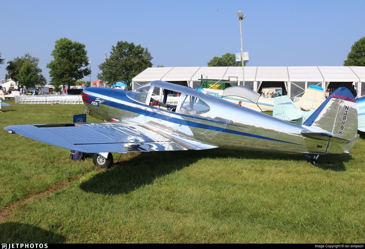 N3849K - Temco GC-1B Swift - Private