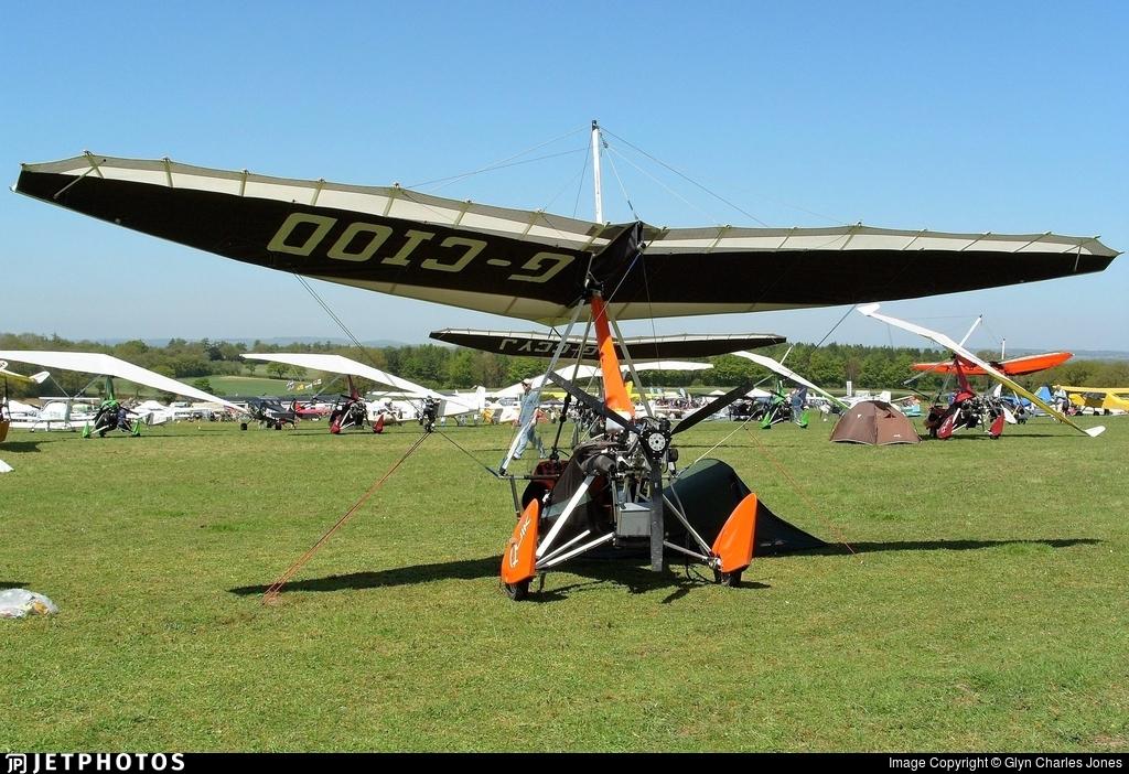 G-CIOD - P and M Aviation Quik Lite - Private