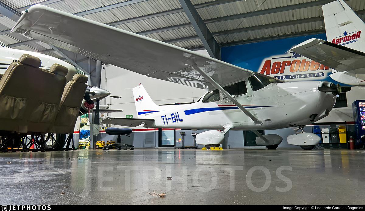 TI-BIL - Cessna 172S Skyhawk SP II - Aerobell Flight School