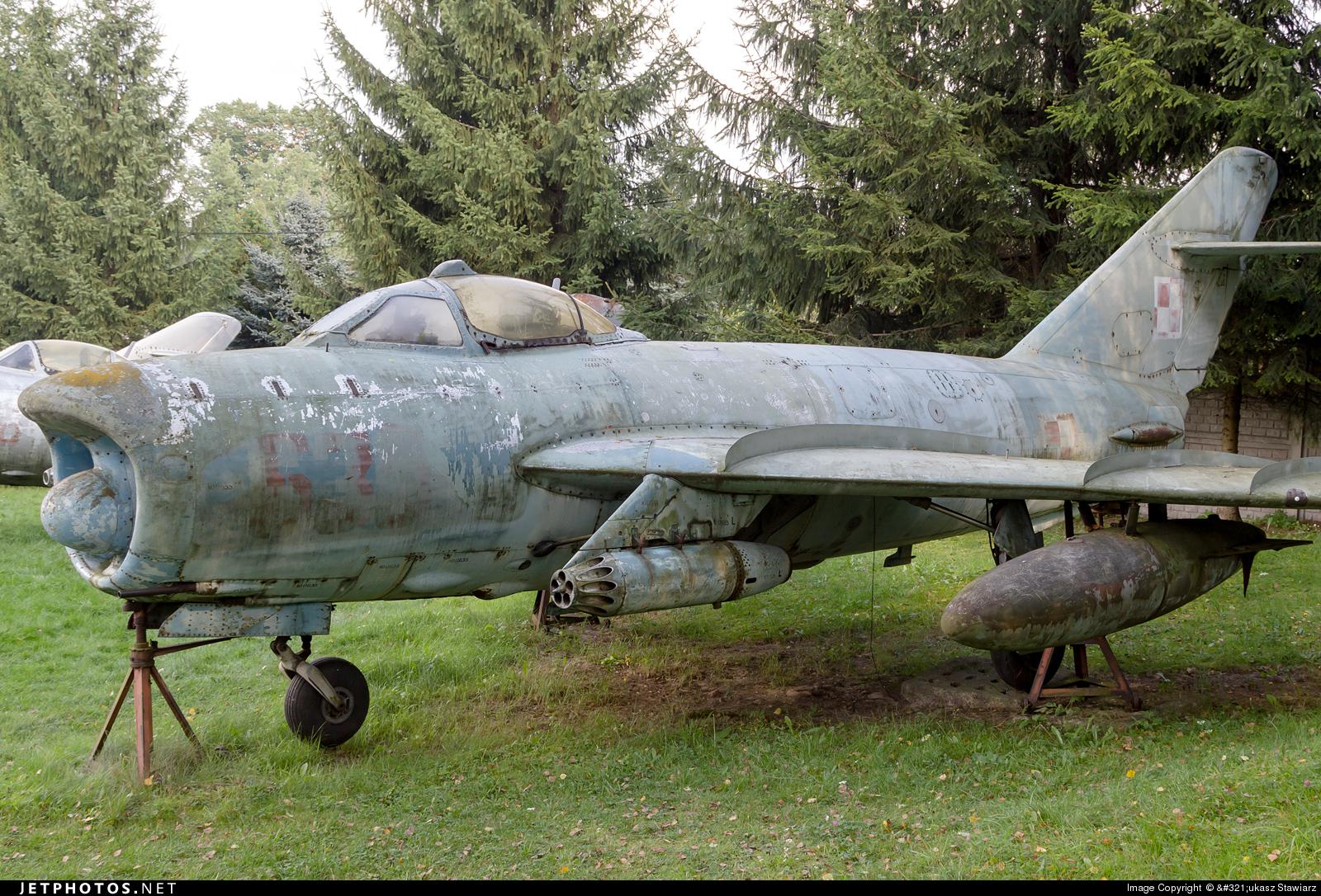 635 - WSK-Mielec Lim-6M - Poland - Air Force