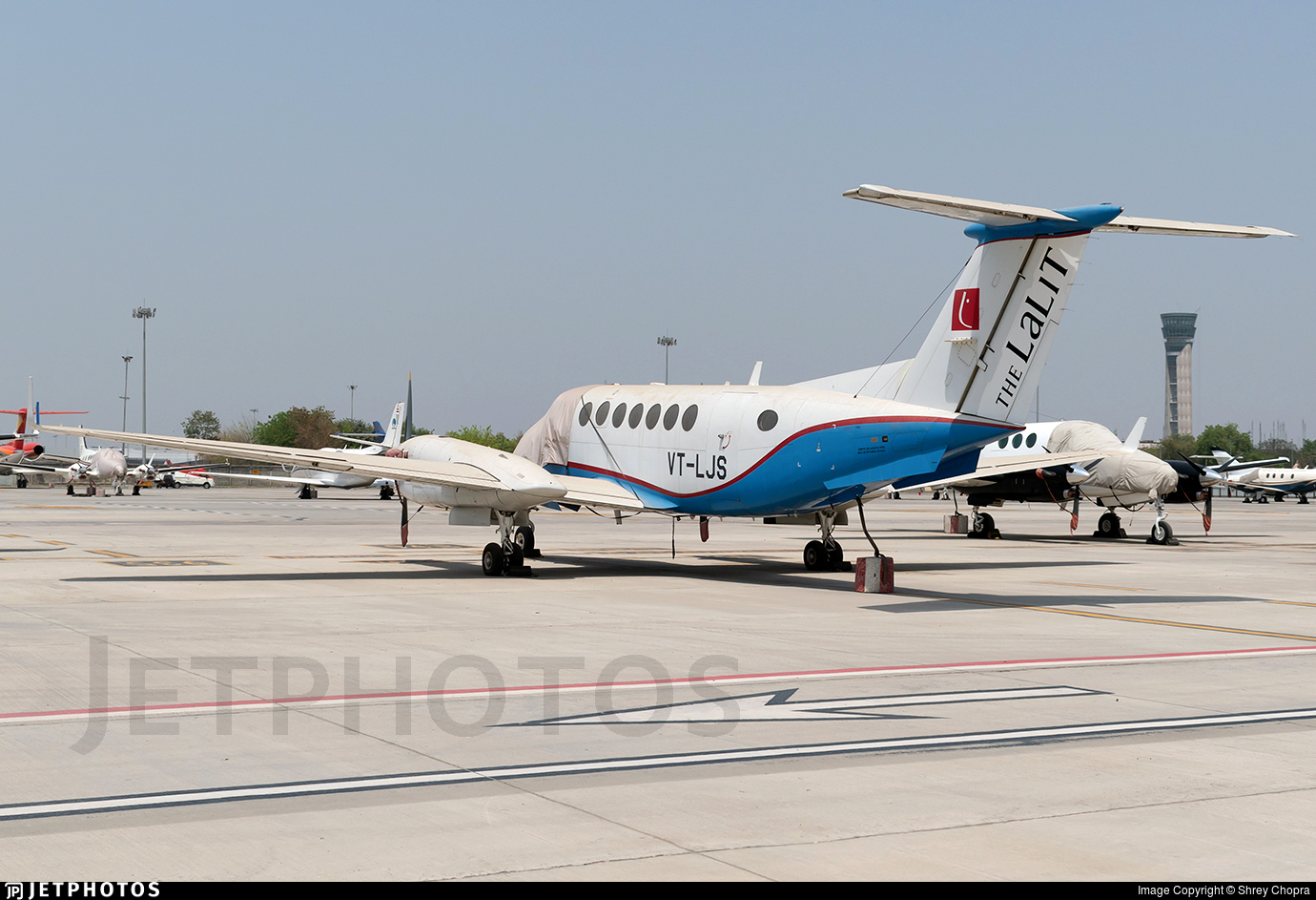 VT-LJS - Beechcraft B300 King Air 350 - Private