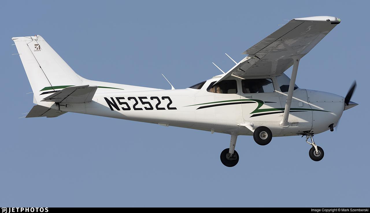 N52522 - Cessna 172S Skyhawk SP - Private