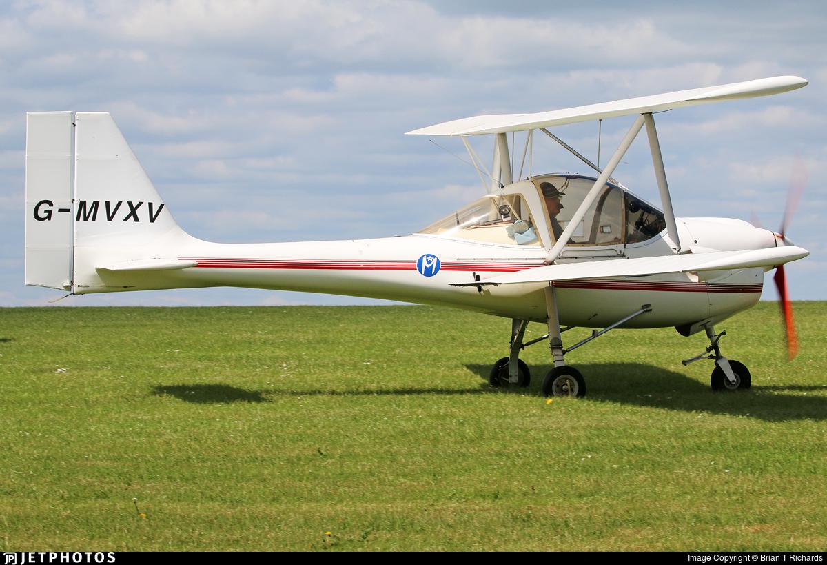 G-MVXV - Aviasud Mistral - Private
