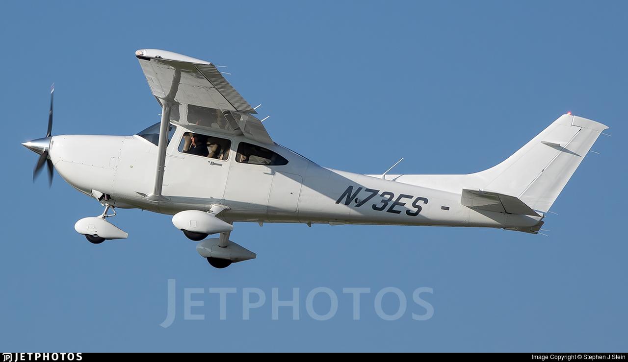 N73ES - Cessna 182T Skylane - Private