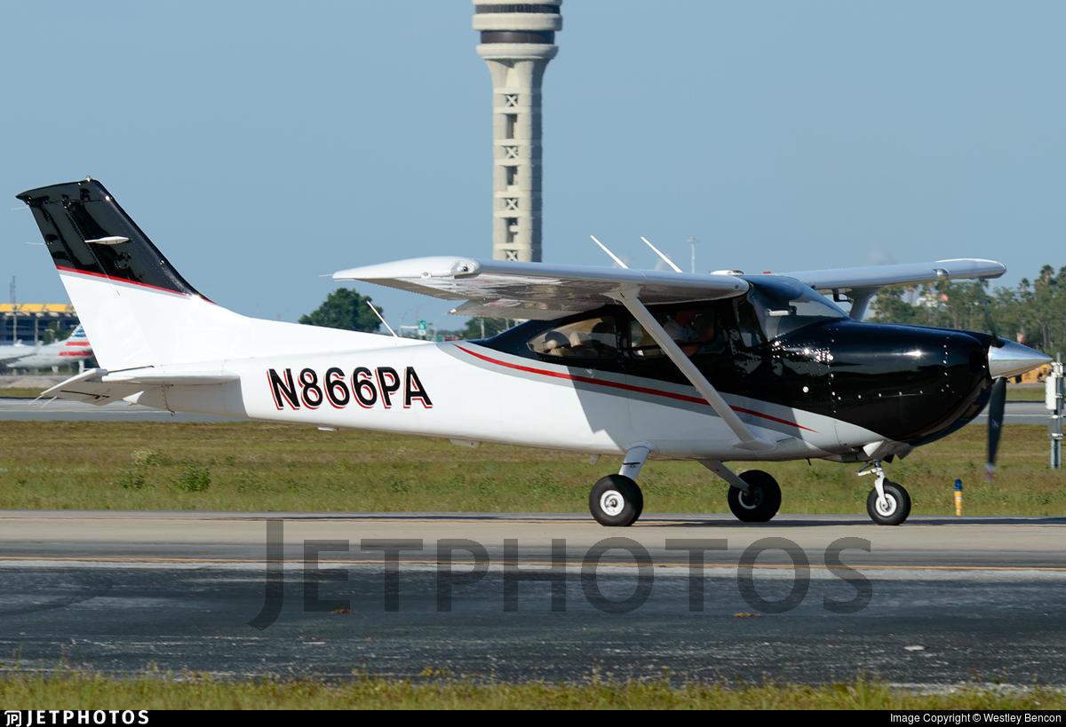 N866PA - Cessna T182T Turbo Skylane - Platinum Aviation