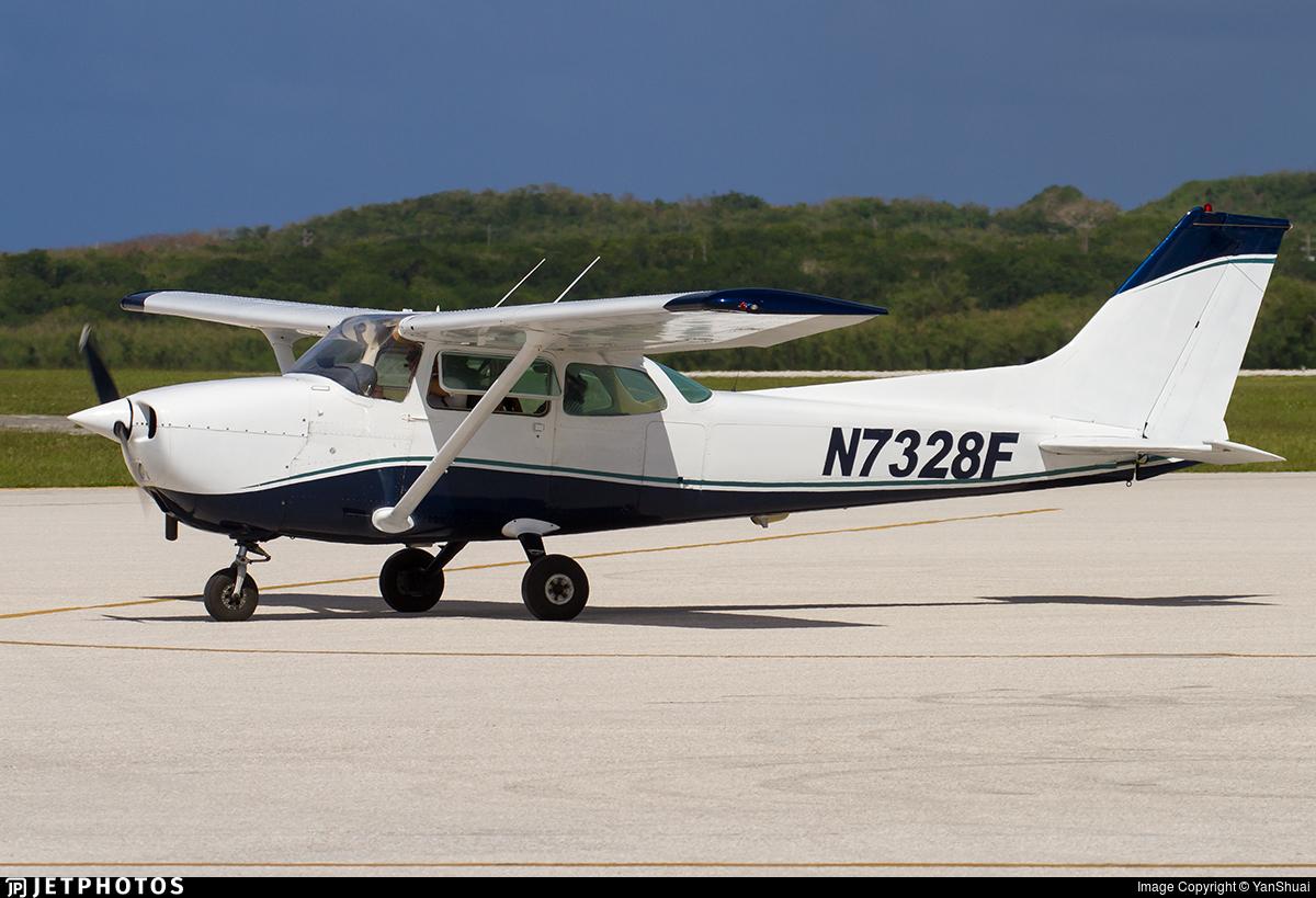 N7328F - Cessna 172N Skyhawk - Private